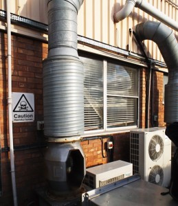 University Energy Saving Potentials