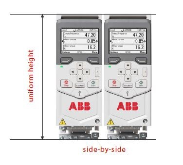 ABB ACS480 Drive Overview