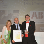 ABB wins national award for diverse training course portfolio