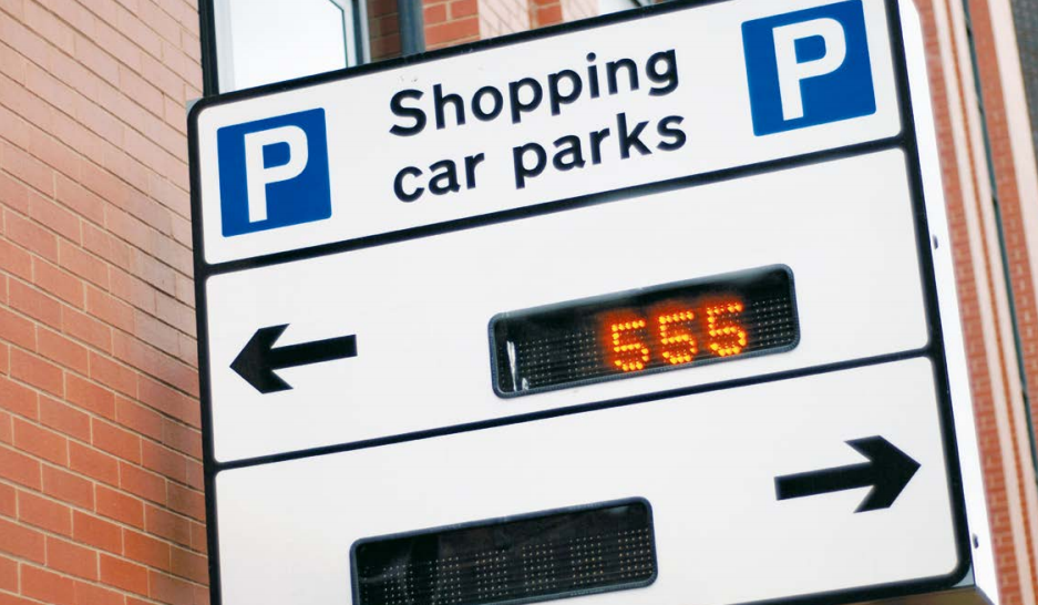 Helping Towards Cleaner Car Parks