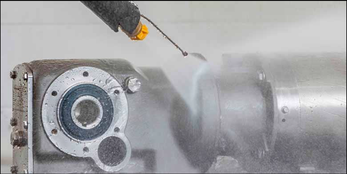 How to protect your motors from high pressure washdowns