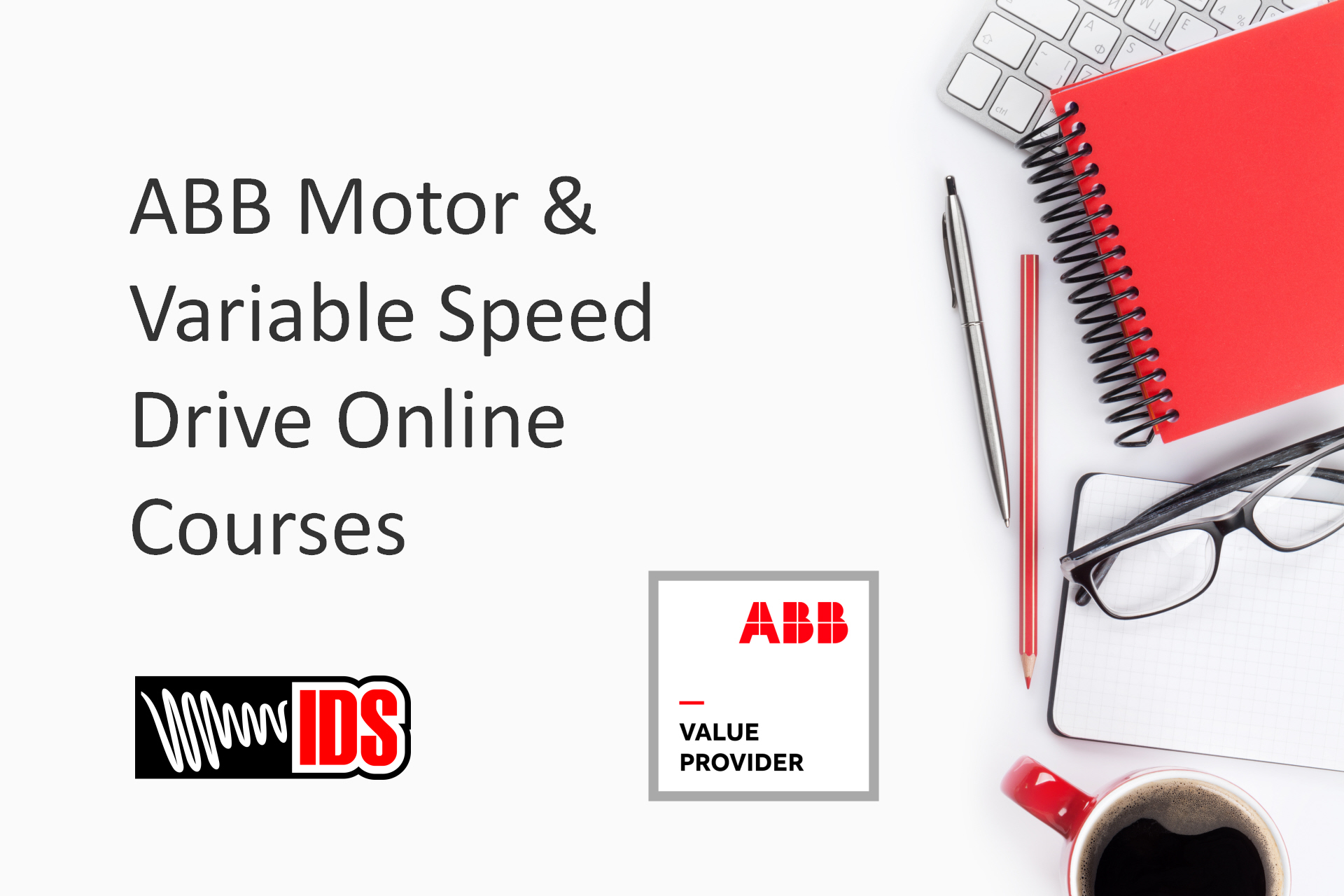 ABB Motor and Variable Speed Drive Online Courses